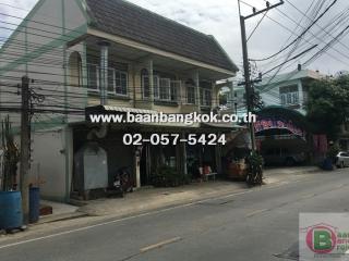 01320, ขาย อาคารพาณิชย์ 2 ชั้น 3 คูหา เนื้อที่ 70 ตรว. ซอย พหลโยธิน 62