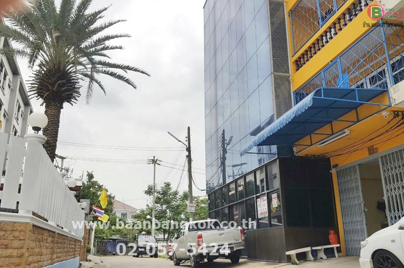 ขาย อาคารสำนักงาน 5.5 ชั้น เนื้อที่ 45 ตรว. ซอย อารีย์อุทิศ ใกล้โลตัส ปทุมธานี