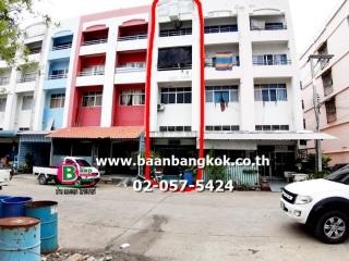 2288, ขาย อาคารพาณิชย์+กิจการ  สูง 4 ชั้นครึ่ง โครงการ นวไทย ถนนพหลโยธิน เขตคลองหลวง ปทุมธานี