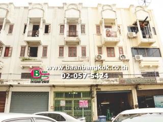 02298, ขาย อาคารพาณิชย์ สูง 3.5 ชั้น เนื้อที่ 16 ตรว. โครงการ ชลาธร ถนน วิภาวดีรังสิต ดอนเมือง จ.กรุงเทพฯ