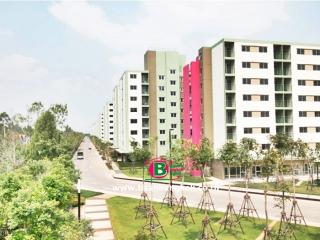 03453, คอนโดมิเนียม โครงการ ลุมพินี ทาวน์ชิป-รังสิต คลอง 1 Lumpini Township Rangsit-Klong 1 เนื้อที่ 26 ตรม. ถนนรังสิต-นครนายก ธัญบุรี ปุทมธานี