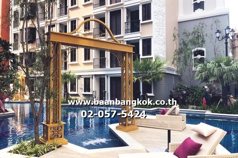 ขาย คอนโดมิเนียม สูง 8 ชั้น โครงการ Espana Condo Resort Pattaya เนื้อที่ 37 ตรม. มี 1 ห้องนอน 1 ห้องน้ำ 1 ห้องครัว อ.บางละมุง จ.ชลบุรี