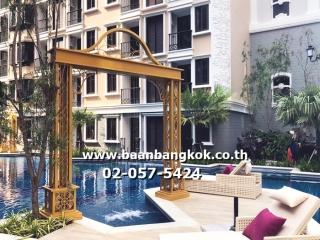 2460, ขาย คอนโดมิเนียม สูง 8 ชั้น โครงการ Espana Condo Resort Pattaya เนื้อที่ 37 ตรม. มี 1 ห้องนอน 1 ห้องน้ำ 1 ห้องครัว อ.บางละมุง จ.ชลบุรี