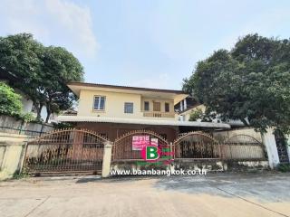 03629, บ้านเดี่ยว 2 ชั้น โครงการ คาซาลีน่า 2 เนื้อที่ 52.5 ตรว. มี 3 ห้องนอน 2 ห้องน้ำ ถนนนิมิตรใหม่ เขตคลองสามวา