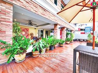 2745, ขาย โรงแรม+อพาร์ทเมนท์ สูง 5 ชั้น มี 90 ห้อง เนื้อที่ 397 ตรว. ซ.รามคำแหง 50 ถนนรามคำแหง เขตรามคำแหง จ.กรุงเทพมหานคร