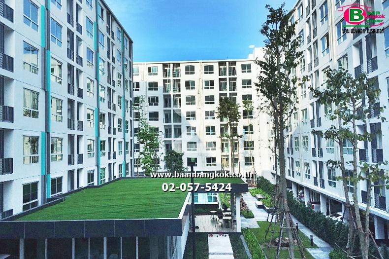 ขาย คอนโดมิเนียม สูง 8 ชั้น อยู่ชั้นที่ 3 พร้อมอยู่+เฟอร์ฯ เนื้อที่ 28.24 ตรม. มี 1 ห้องนอน 1 ห้องน้ำ 1 ห้องครัว โครงการ เดอะนิช ไอดี เสรีไทย เฟส 1 ถนนเสรีไทย เขตคันนายาว จ.กรุงเทพมหานคร