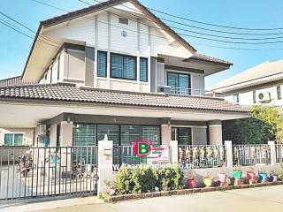 2898, ขาย บ้านเดี่ยว โครงการ นันณภัทร เนื้อที่ 62.4 ตรว. มี 4 ห้องนอน 3 ห้องน้ำ เมืองสุพรรณบุรี สุพรรณบุรี