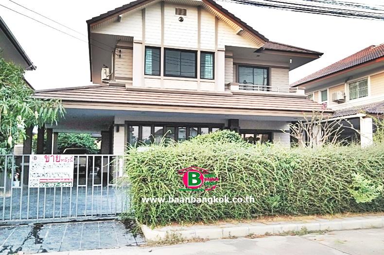 ขาย บ้านเดี่ยว โครงการ นันณภัทร เนื้อที่ 98.3 ตรว. เมือง สุพรรณบุรี