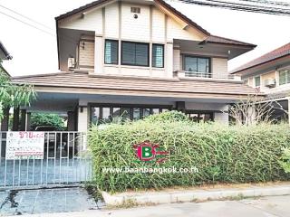 2899, ขาย บ้านเดี่ยว โครงการ นันณภัทร เนื้อที่ 98.3 ตรว. เมือง สุพรรณบุรี