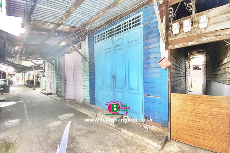 ที่ดินพร้อมห้องเช่าเก่า ติดกับสถาบันวิจัยจุฬาภรณ์ เนื้อที่ 116 ตรว. ถนนวิภาวดีรังสิต เขตบางเขน