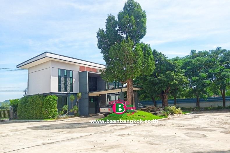 ที่ดิน+โรงงาน+บริษัท ใกล้สำนักสงฆ์วังเตาราง เนื้อที่ 5-1-37 ไร่ ถนนสระบุรี-แก่งคอย อ.แก่งคอย จ.สระบุรี
