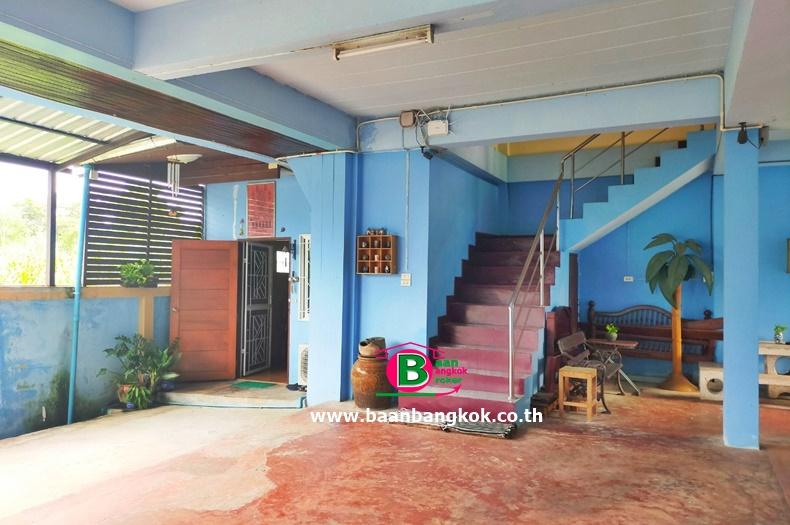 No.03711 H (อาคาร+ห้องเช่า) ซ.บ้านสวนปริชาติ_201114_3