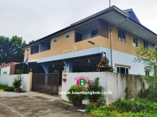 No.03711 H (อาคาร+ห้องเช่า) ซ.บ้านสวนปริชาติ_201114_0