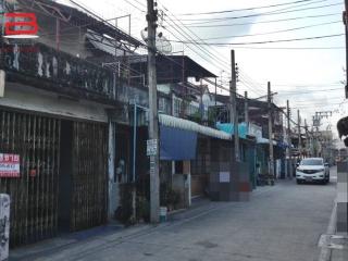 02869, ทาวน์เฮาส์ 2 ชั้น ซอยสามัคคี 21 เนื้อที่ 16 ตรว. ถนนสามัคคี เมือง นนทบุรี