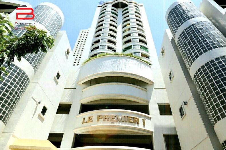 คอนโดหรู ห้องใหญ่ PRIVATE โครงการ เลอ พรีเมียร์ 1 พร้อมเฟอร์ฯ ตกแต่งสวย พร้อมอยู่ อยู่ชั้น 9 เนื้อที่ 170 ตรม. ถนนสุขุมวิท เขตวัฒนา
