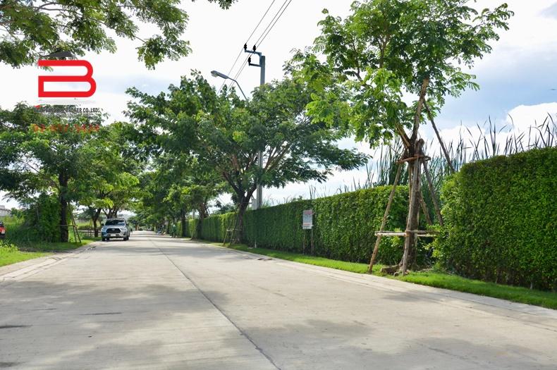 ที่ดินเปล่า เฉลิมพระเกียรติ ร.9 ซอย 28 แยก 14-2 เนื้อที่ 387 ตรว. ถนนบางนา เขตประเวศ