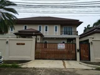 00625, ขาย บ้านเดี่ยวหลังใหญ่ 2 ชั้น เนื้อที่ 173 ตรว. ซอย หมู่บ้านเฟื่องสุข 1 กาญจนาภิเษก-บางบัวทอง